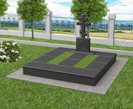 Памятник в 3Д